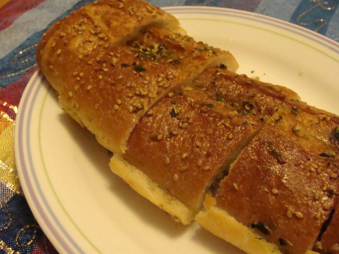 saımsaklı ekmek